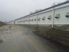 Montáž PUR panelů, montáž trapézových plechů Moravany u Brna