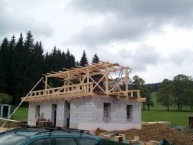 Tesařské práce,Rekonstrukce střech